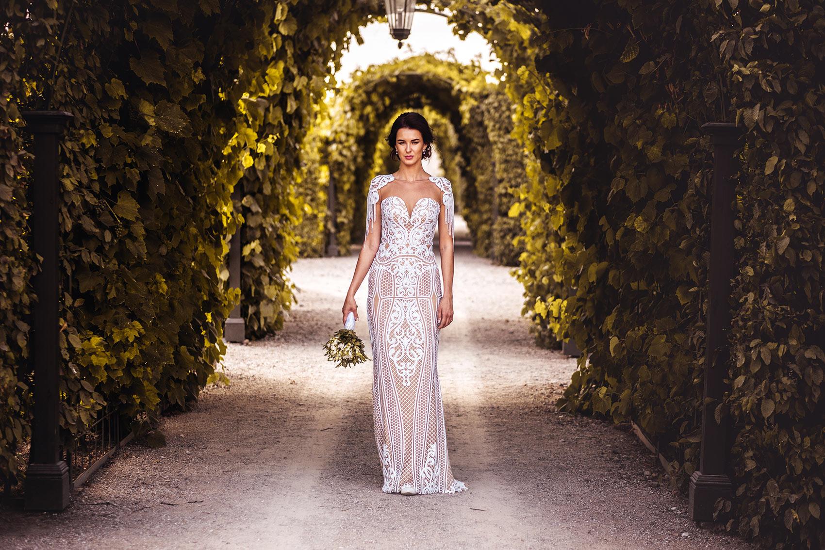 robe mariage automne 2021